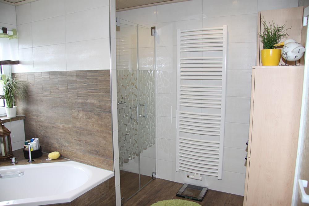 Bildergalerie Badgestaltung. Badgestaltung, Sanitärinstallationen